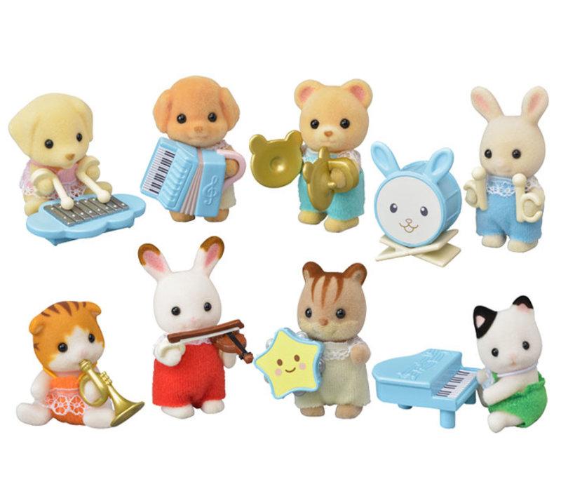 Sylvanian Families Baby Band Series