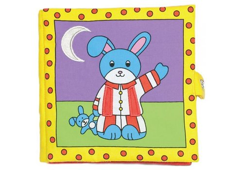 Galt Galt Soft Book Bunny's Bedtime
