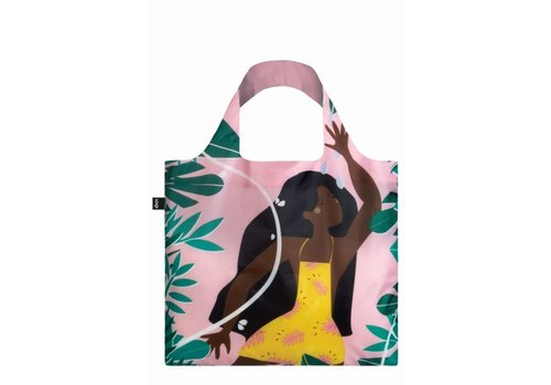Loqi Loqi Foldable Carrying Bag Celeste Wallaert Jungle Fairy