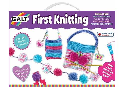 Galt Galt First Knitting Set