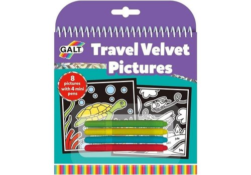 Galt Galt Travel Velvet Pictures
