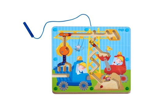 Haba Haba Magnetic Game Build it Up