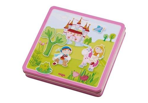 Haba Haba Magnetic Game Box Fairy Garden
