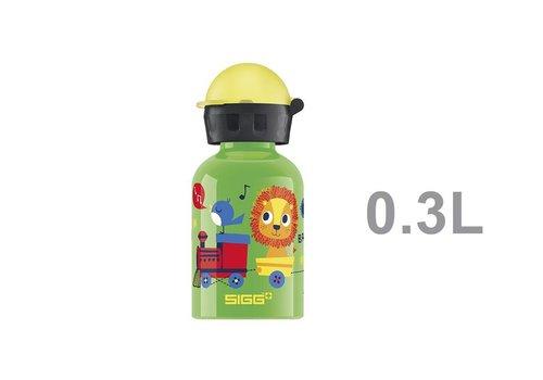 Sigg Sigg Drinkfles Jungletrein  0,3 L
