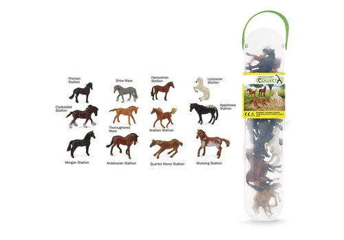 Collecta Collecta Mini Horses 12 pcs Set