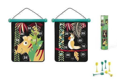 Scratch Scratch Magnetisch Dartspel' Tropical Jungle' Medium
