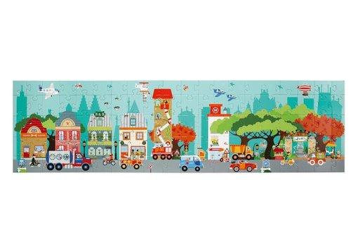 Scratch Scratch XL Floorpuzzle City Life 100 pcs