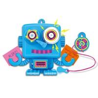 4M Steam: Powered Girls Indringersalarm Robot