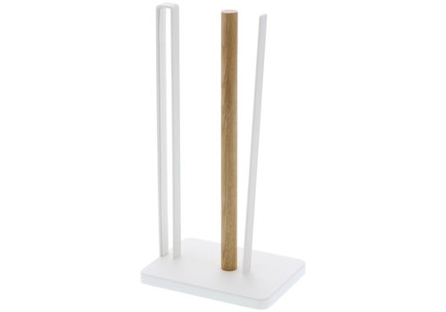 Yamazaki Yamazaki Tosca Paper Towel Holder White