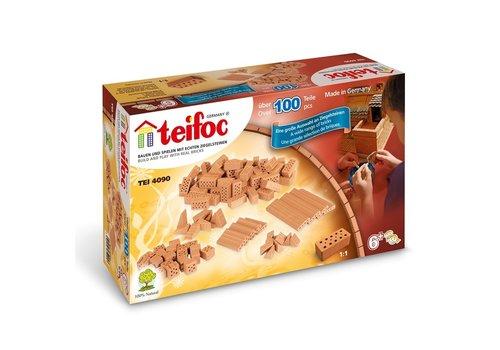 Teifoc Teifoc Construction Box Range of Building Bricks