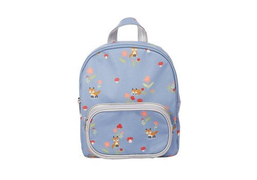 Caramel & Cie Caramel & Cie Mini Backpack Little Foxes