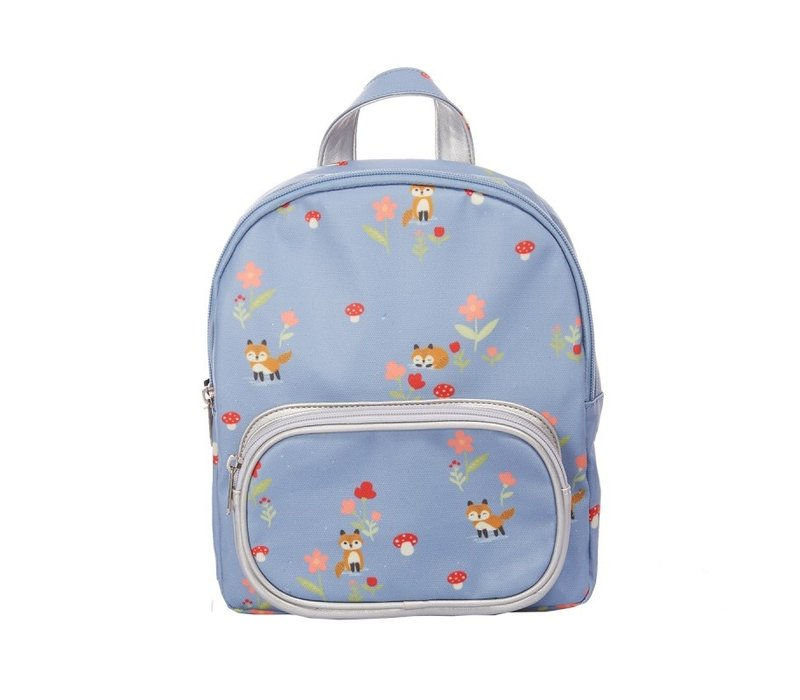 Caramel & Cie Mini Backpack Little Foxes