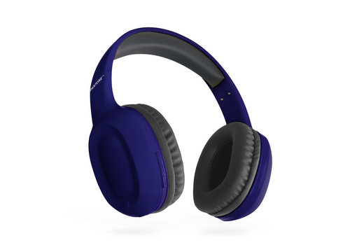 Balvi Balvi Hoofdtelefoon Bluetooth Marineblauw