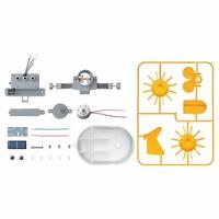 4M Green Science Hybrid Solar Engineering Aqua Robot