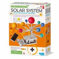 4M Green Science Solar Hybrid Power Planetarium