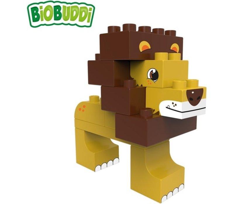 Biobuddi Wildlife Savanna Building Blocks Set 11 pcs