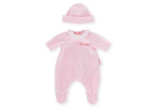 Corolle Corolle Pink Pajama for 14 inch cm Doll