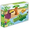 Biobuddi Biobuddi Wildlife Lagoon Building Blocks Set 25 pcs