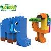Biobuddi Biobuddi Wildlife Jungle Bouwblokken Set 27 st