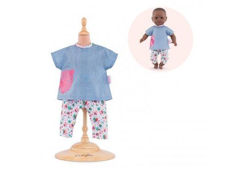 Corolle Corolle Outfits set TropiCorolle for 14-inch Baby Doll