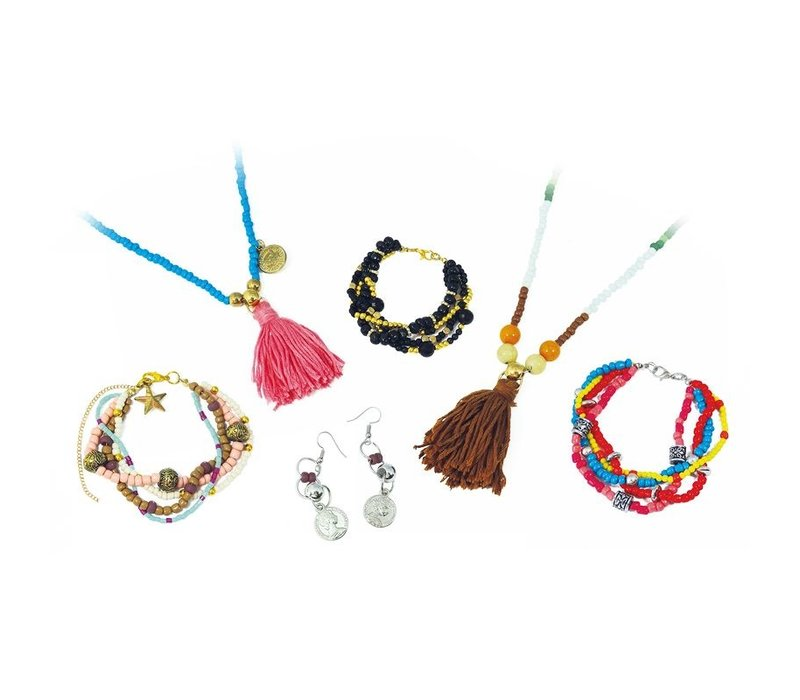 Buki Be Teens Bohemian Jewellery