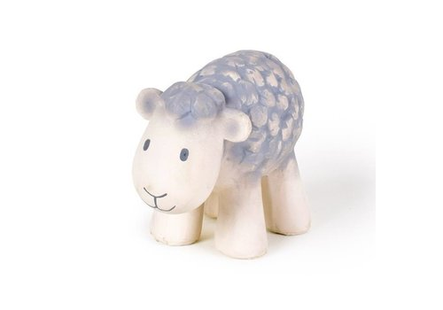 Tikiri Tikiri My First Farm Animals  Bath  and Teething Toy with Rattle Sheep