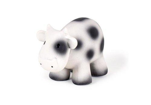 Tikiri Tikiri My First Farm Animals  Bath  and Teething Toy with Rattle Cow
