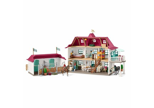 Schleich Schleich Manege Large Horse Farm with House and Stable