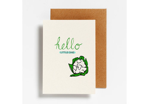 Hello August Hello August Postcard Hello Little One