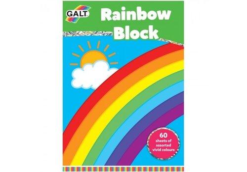 Galt Galt Rainbow Tekenblok