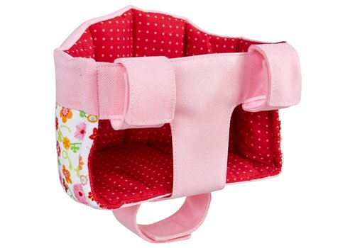Haba Haba Doll's Bike Seat Flower Meadow