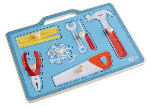 Haba Haba Clutching Puzzle Toolbox