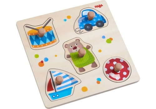 Haba Haba Clutching Puzzle Toys