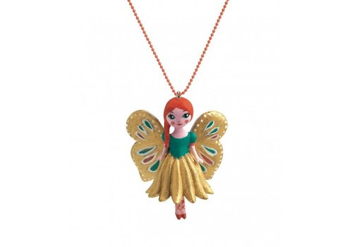 Djeco Djeco Lovely Charms Necklace Butterfly