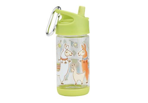 Sugarbooger Sugarbooger Flip & Sip Drinking Bottle Mama Llama