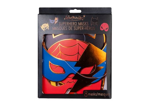 Great Pretenders! Great Pretenders Superhero Masks