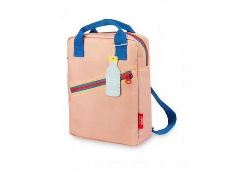 Engel Engel Backpack Zipper Pink Small