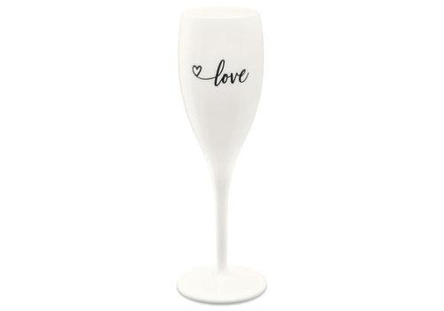 Koziol Koziol Superglas Cheers Love 100 ml