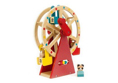 Petit Collage Petit Collage Wooden Ferris Wheel