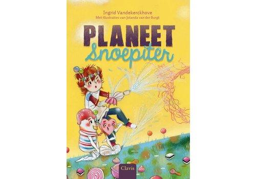 Clavis Clavis Leesboek  Planeet Snoepiter