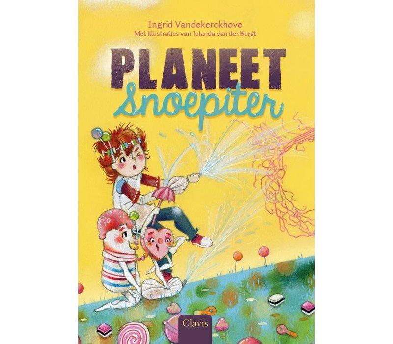 Clavis Leesboek  Planeet Snoepiter