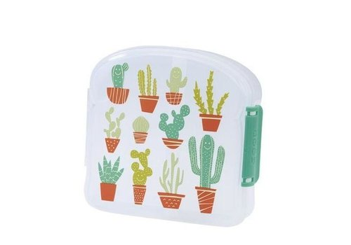 Sugarbooger Sugarbooger Good Lunch Sandwich Box Happy Cactus