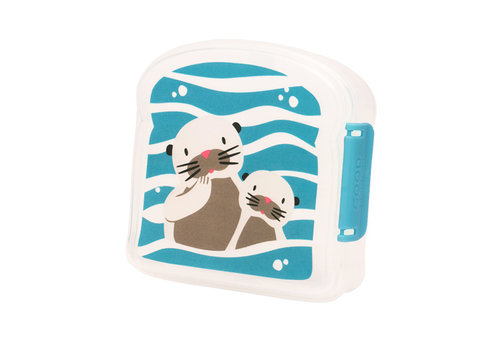 Sugarbooger Sugarbooger Good Lunch Sandwich Box Baby Otter