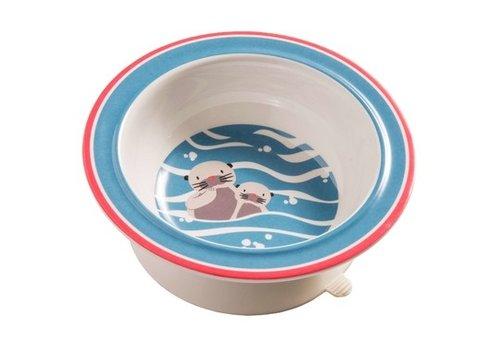 Sugarbooger Sugarbooger Kommetje Met Zuignap Baby Otter