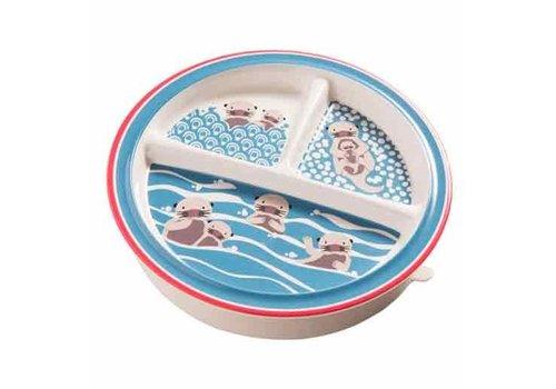 Sugarbooger Sugarbooger Bord Met Zuignap Baby Otter