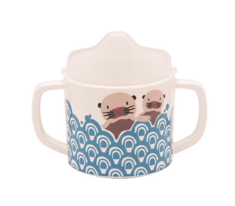 Sugarbooger Sippy Cup Baby Otter