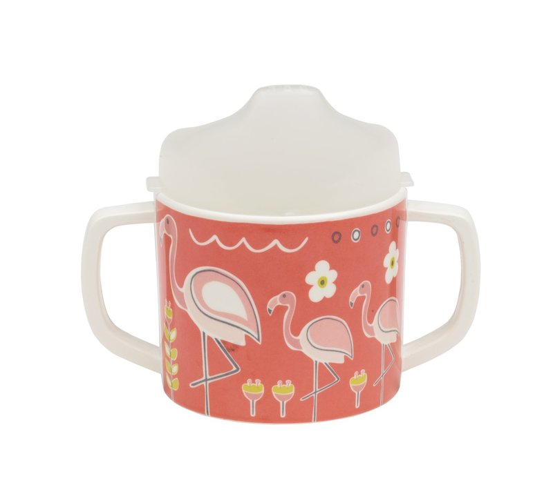 Sugarbooger Tuitbeker Flamingo