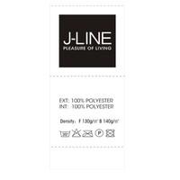 J-Line Kussen Tropische Toekan