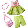 Haba Haba Dress Set for Dolls Butterfly