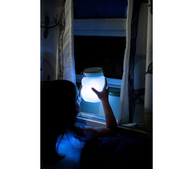 Suck UK Blue Sunjar Led Night Light